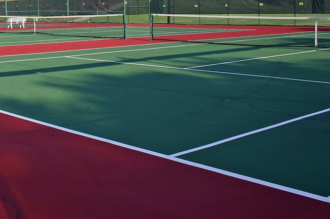 Marl coatings acrylic sports court coatings for Sport court paint