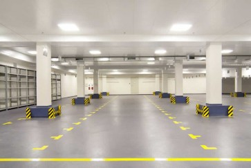 Marl Coating's Polyurethane Line Marking Paint