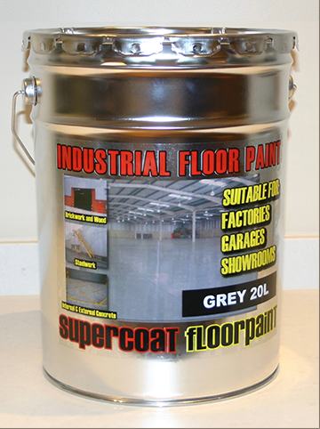 Marlcoat Aquatuff Heavy Duty Fast Dry Industrial Floor Paint